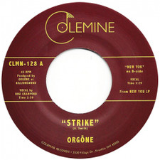 """Orgone - Strike / New You - 7"""" Vinyl"""