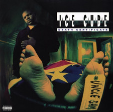Ice Cube - Death Certificate - 2x LP Vinyl