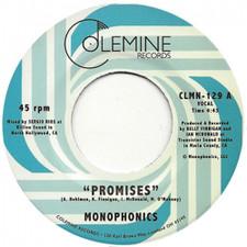 """Monophonics - Promises / Strange - 7"""" Vinyl"""