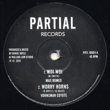 "Max Romeo - Woi Woi - 10"" Vinyl"