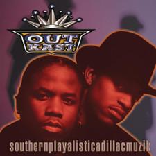 Outkast - Southernplayalisticadillacmuzik - LP Vinyl
