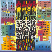 A Tribe Called Quest - People's Instinctive Travels & The Paths Of Rhythm - 2x LP Vinyl
