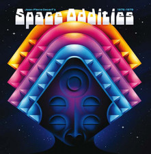 Jean-Pierre Decerf - Spaces Oddities: 1975-1979 - LP Vinyl