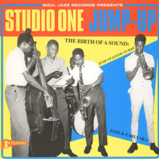 Various Artists - Studio One Jump-Up - 2x LP Vinyl