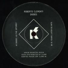 "Roberto Clementi - Diodes - 12"" Vinyl"