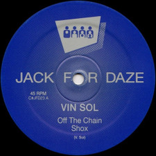 "Vin Sol - Off the Chain - 12"" Vinyl"