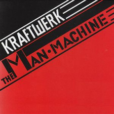 Kraftwerk - The Man Machine - LP Vinyl