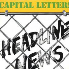 Capital Letters - Headline News - LP Vinyl