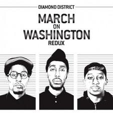 "Diamond District - March On Washington Redux - LP Vinyl+7"""