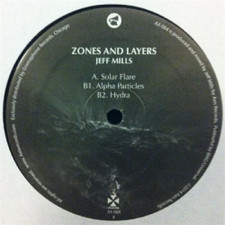 "Jeff Mills - Zones And Layers - 12"" Vinyl"