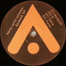 "Kenny Larkin - Azimuth - 12"" Vinyl"