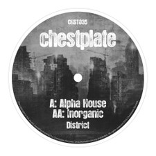 "District - Alpha House - 12"" Vinyl"