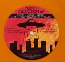 """DJ Dijital - Alien Abduction II - 12"""" Colored Vinyl"""
