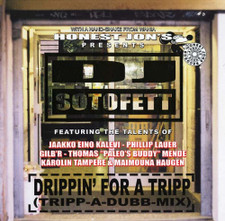 DJ Sotofett - Drippin' for a Tripp - 2x LP Vinyl