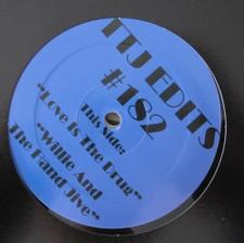 """Todd Terje - TTJ Edits #182 - 12"""" Vinyl"""