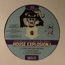 """DJ Sprinkles pres K-S.H.E. - House Explosion 1 - 12"""" Vinyl"""