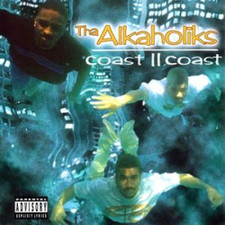 Tha Alkaholiks - Coast II Coast - 2x LP Vinyl