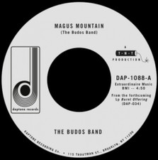 "Budos Band - Magus Mountain / Vertigo - 7"" Vinyl"