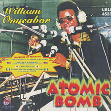 "William Onyeabor - Atomic Bomb Remixes RSD - 12"" Vinyl"