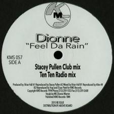 """Dionne - Feel Da Rain - 12"""" Vinyl"""