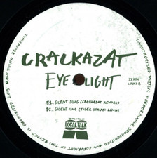 "Crackazat - Eye Light - 12"" Vinyl"