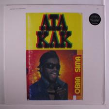 Ata Kak - Obaa Sima - LP Vinyl