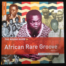 Various Artists - The Rough Guide To African Rare Groove Vol. 1 RSD - LP Vinyl