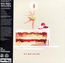 Frank Ilfman - Big Bad Wolves OST RSD - LP Colored Vinyl