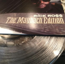 "Rick Ross - The Maybach Edition RSD - 12"" Vinyl"