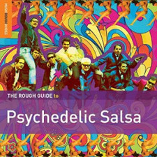 Various Artists - The Rough Guide To Psychedelic Salsa RSD - LP Vinyl