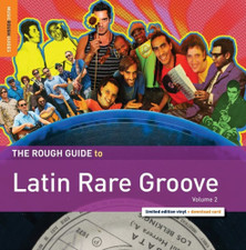Various Artists - The Rough Guide To Latin Rare Groove Vol. 2 RSD - LP Vinyl