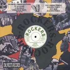 "Jacob Miller - Too Much Commercialization of Rastafari - 12"" Vinyl"