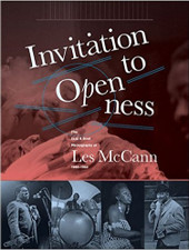 Les McCann - Invitation to Openness - Book