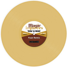 "Magic In Threes - Beatin' Tha Brakes RSD - 10"" Vinyl"