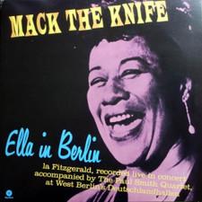 Ella Fitzgerald - Mack The Knife - Ella In Berlin - LP Vinyl