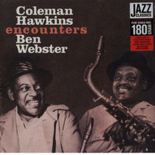 Coleman Hawkins / Ben Webster - Encounters - LP Vinyl