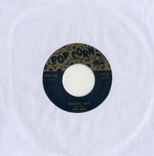 """Etta Jones / Lorez Alexandria - Nature Boy - 7"""" Vinyl"""