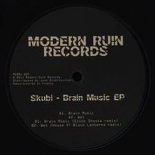 "Skubi - Brain Music Ep - 12"" Vinyl"