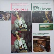 Ennio Morricone - I Crudeli (Original Motion Picture Score) - LP Vinyl