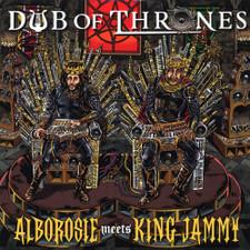 Alborosie meets King Jammy - Dub of Thrones - LP Vinyl
