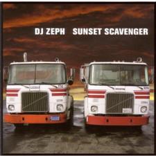 Dj Zeph - Sunset Scavenger - 2x LP Vinyl