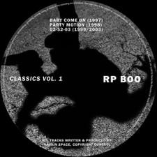 """RP Boo - Classics Vol. 1 - 12"""" Vinyl"""