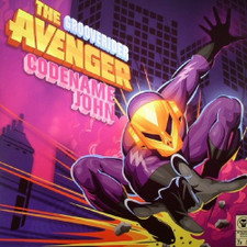 "Grooverider Presents Codename John - The Avenger - 12"" Vinyl"