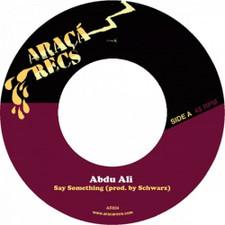 "Abdu Ali - Infinity Epiphanies - 7"" Vinyl"