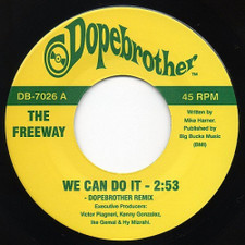 "Freeway - We Can Do It - 7"" Vinyl"