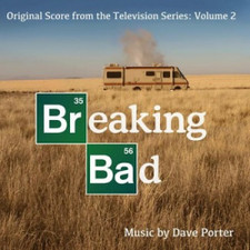 Dave Porter - Breaking Bad Vol 2 - 2x LP Vinyl