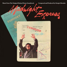 Giorgio Moroder - Midnight Express (Original Motion Picture Soundtrack) - LP Vinyl