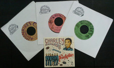 """Charley Organaire / Prizefighters - Extraordinaire - 3x 7"""" Vinyl+CD"""