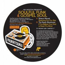 "Nik Weston - Soulful Funk & Gospel Soul - 7"" Vinyl"