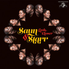 Saun & Starr - Look Closer - LP Vinyl